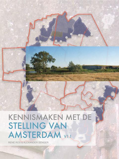 e-boek 'Kennismaken met de Stelling van Amsterdam'
